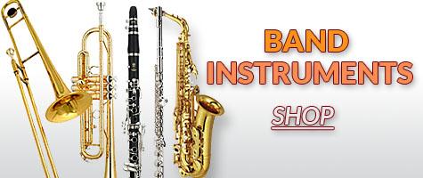 Shop School Band Instruments