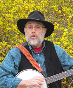 Jon Sundell, banjo lessons